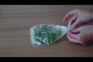 Grüne Bohnen einfrieren - so vermeiden Sie Giftstoffe