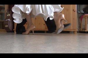 Tango Tanzschritte - Reihenfolge der Schritte einfach erklärt