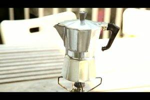 Espressokocher richtig anwenden - so geht´s