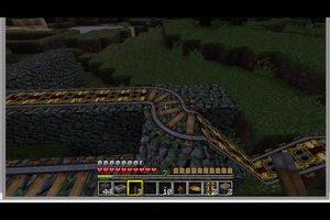 In Minecraft eine Bahn bauen - so geht's