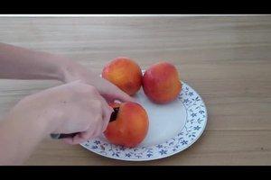 Pfirsiche einmachen – so legen Sie die Früchte richtig ein