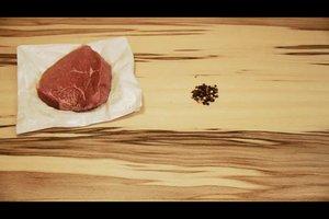 Rinderfilet anbraten - so wird's perfekt