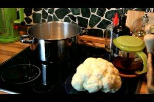 Anleitung - Blumenkohl kochen