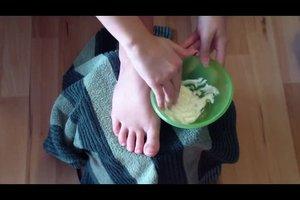 Hausmittel gegen Hornhaut - so bekommen Sie schöne Füße für den Sommer