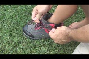 Schuhe binden lernen - eine spielerische Anleitung für Kinder