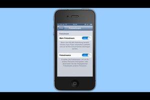 iPhone 4: Fotoarchiv löschen - so entfernen Sie den Fotostream