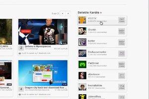 Meist abonnierte YouTube-Kanäle anschauen - so geht's