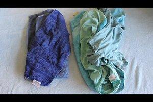 Buntwäsche - so wird die Wäsche strahlend sauber