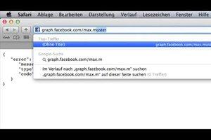 Facebook ID herausfinden - so geht's