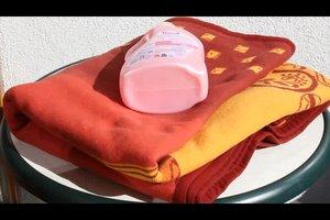 Wolldecke waschen - so wird es Ihnen gelingen