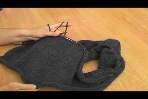Loop-Schal - Strickanleitung auch für Anfänger
