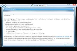 Windows Live Offline-Account erstellen - so geht`s