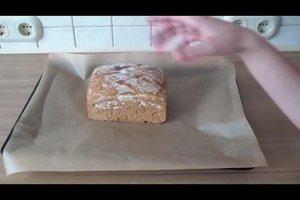 Brot aufbacken – Temperatur und Zeit richtig einstellen