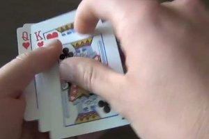 Zaubertricks zum Selbermachen - Anleitung für einen raffinierten Kartentrick