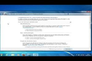 UPnP aktivieren bei Windows 7 - so geht's