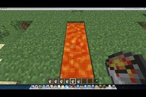 Minecraft: unendlich Lava herstellen - so geht's