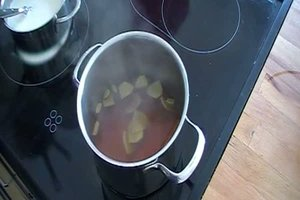 Anleitung - Chai Latte selber machen