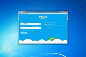 Bei Skype Kontakte suchen - so geht's