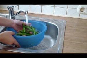 Bohnen einfrieren ohne blanchieren - das sollten Sie beachten