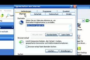 Browserverlauf anzeigen beim Internet Explorer - so geht´s