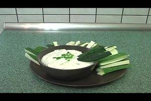 Zucchini roh verwenden oder einfrieren - so geht's