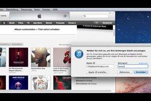 Geladene iTunes-Musik gelöscht - so können Sie sie wiederherstellen