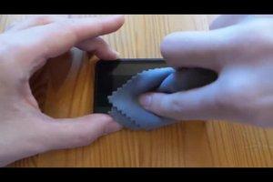 Hausmittel gegen Kratzer auf iPhone-Display - so klappt die Entfernung