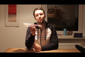 Anleitung: Papierflieger basteln