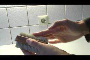 Braune Finger von Pflaumen - so werden sie wieder sauber