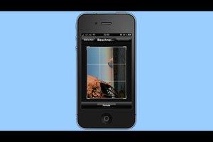 Bilder auf dem iPhone bearbeiten - so geht's
