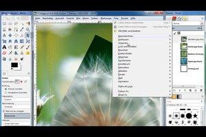 Fotocollagen erstellen in GIMP
