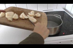 Birnen einfrieren - das sollten Sie dabei beachten