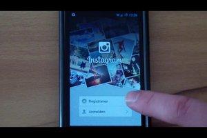 Instagram: neu anmelden - Anleitung