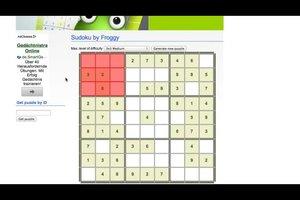 Wie funktioniert Sudoku?