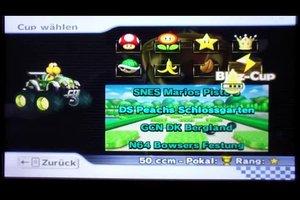 Mario Kart Wii: Strecken freischalten - so geht's