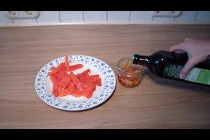 Paprika trocknen und einlegen - so gelingt's
