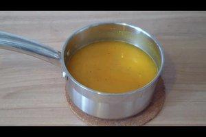 Kürbissuppe einfrieren - das sollten Sie dabei beachten