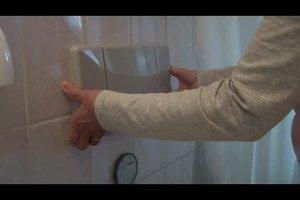 Wie öffnet man einen eingebauten Spülkasten? - Eine Anleitung