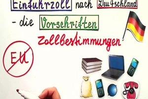 Einfuhrzoll nach Deutschland berechnen - so geht's