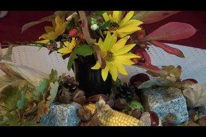 Herbstdeko selber machen - so gelingt's