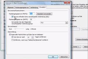 Outlook einrichten bei T-online - so geht's