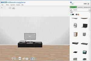 IKEA Zimmer einrichten - so klappt es online