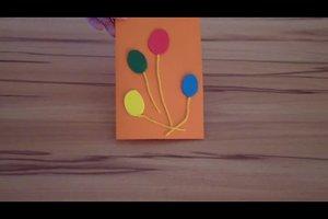 Kreative Geburtstagskarten-Ideen - so gestalten Sie originelle Glückwünsche