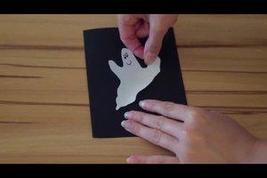 Basteln im Herbst mit Kindern - so geht's mit buntem Papier