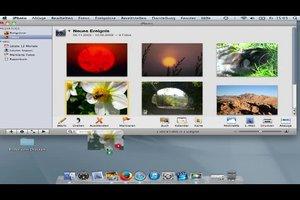 iPhoto: Bilder exportieren - so geht's