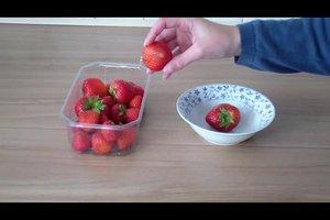 Erdbeeren lagern - das sollten Sie dabei beachten