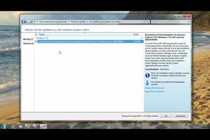 Internet Explorer aktualisieren - Schritt für Schritt