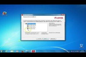 Browserschutz: Avira installieren - so geht's