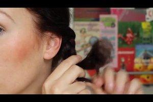 Flechtfrisuren für kurze Haare - so klappt das Styling