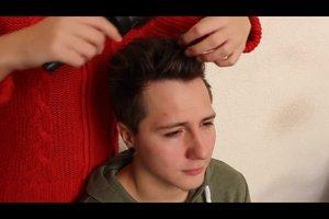 Rockabilly-Frisuren für Männer - zwei Vorschläge